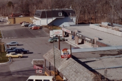 11-9-1981 - Chowen's Corner looking West on Minnetonka Blvd