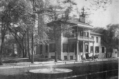 Charles Gibson's St. Louis Missouri Home, another view