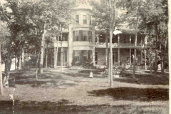 Northome_1 Built by R. B. McGrath in 1876, Burned down on 10/19/1895