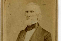 Archibald Gamble, father of Virginia Gamble Gibson (Charles Gibson's wife)