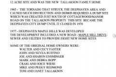 Maple Hills  History