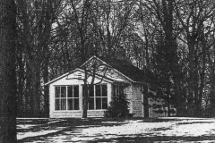 Maple Hills, ThomasTallakson's Cabin, purchased 12 acres in 1932