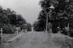 Azure Road Pillars Circa 1920s