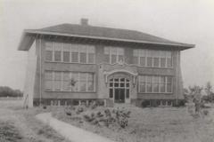 Groveland School, Grades 1 to 8, 4 classrooms circa 1919