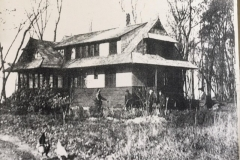 Old pic of Jones home