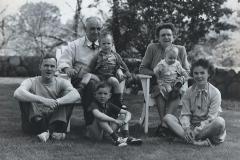 Woody's Family & Grandparents Jones